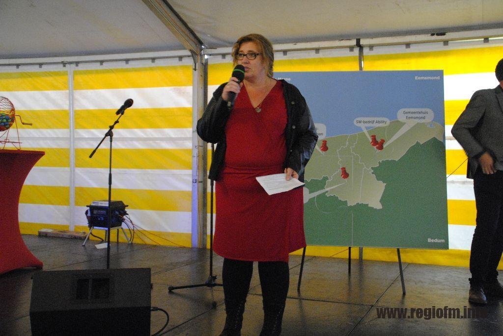 Sandra Herkströter, voorzitter gemeenschappelijke regeling Participatie Noord-Groningen